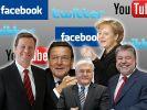 Politiker im Netz (Foto)
