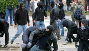 Politische Gewalttaten in Deutschland auf Höchststand (Foto)