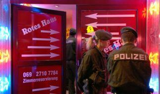 Polizei Bordelle (Foto)