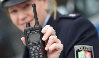 Polizei: Digitalfunkeinführung fast abgeschlossen (Foto)
