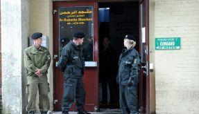 Polizei durchsucht Ar-Rahman Moschee (Foto)