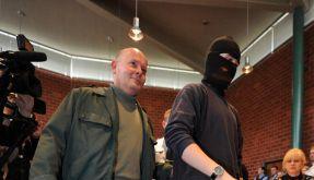 Polizei fängt Taximörder nach spektakulärer Flucht (Foto)