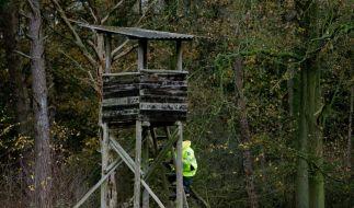 Polizei sucht mit Drohne nach Mirco (Foto)