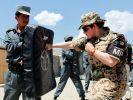 Polizeiausbildung in Afghanistan (Foto)