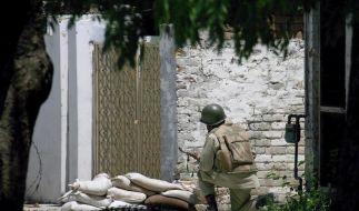 Polizeichule in Pakistan (Foto)