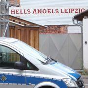 Tod im Rockermilieu - Vier Hells Angels stehen vor Gericht (Foto)
