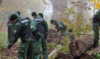 Polizistenmord in Augsburg vor Aufklärung (Foto)
