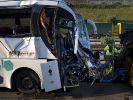 Polnischer Bus fährt auf Laster - 25 Verletzte bei Unfall auf A4 (Foto)