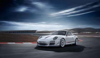 Porsche 911 GT3 RS 4 (Foto)