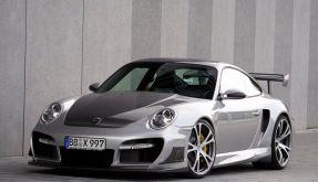 Porsche 911 Techart GT Street RS  (Foto)