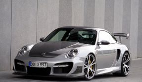 Porsche 911 Techart GT Street RS  (Foto)