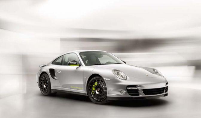 Porsche 911 Turbo S Edition 918 Spyder  (Foto)