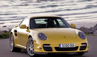 Porsche 911 Turbo (Foto)