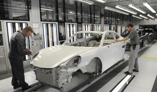 Porsche AG (Foto)