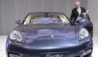 Porsche auf Zukunftspfaden (Foto)