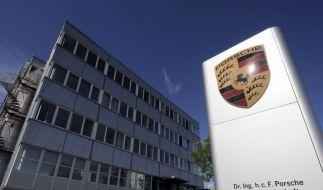 Porsche baut Entwicklungszentrum aus (Foto)