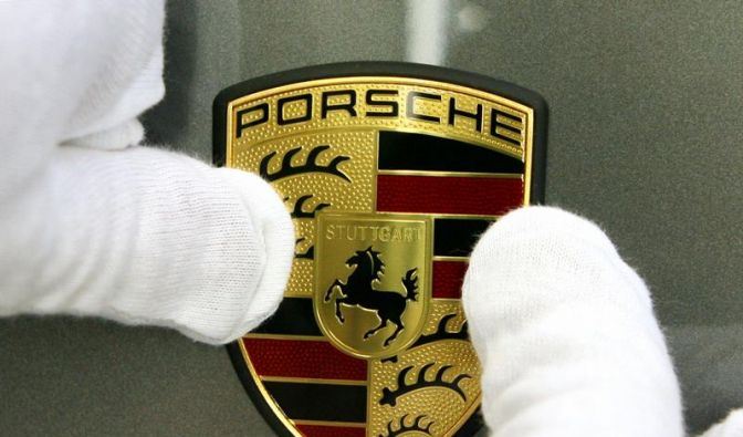 Porsche bleibt auf Erfolgskurs (Foto)