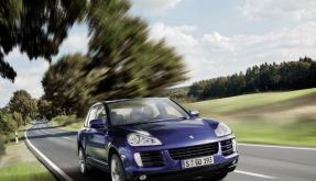 Porsche Cayenne Diesel (Foto)