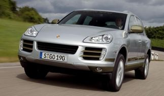 Porsche Cayenne und VW Touareg: Die Hybrid-Varianten (Foto)