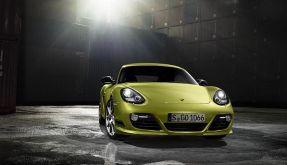 Porsche Cayman R (Foto)