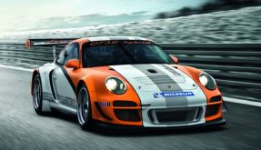 Porsche 911GT 3 Hybrid (Foto)