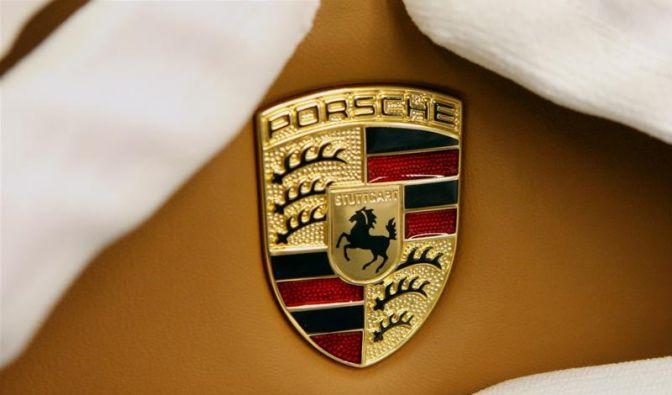 Porsche mit sattem Verkaufsplus im ersten Halbjahr (Foto)