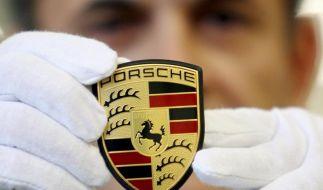 Porsche mit starkem Absatz im Rumpfgeschäftsjahr (Foto)