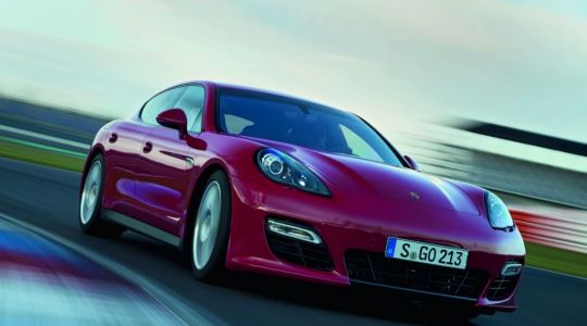 Porsche Panamera GTS (Foto)