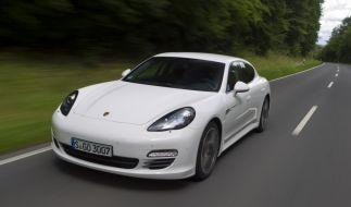 Porsche Panamera (Foto)