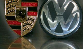 Porsche sichert sich Mehrheit an VW (Foto)