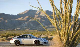 Porsche verabschiedet aktuellen 911er mit GTS-Version (Foto)