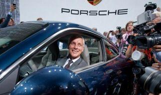 Porsche weiter mit hohem Wachstumstempo (Foto)