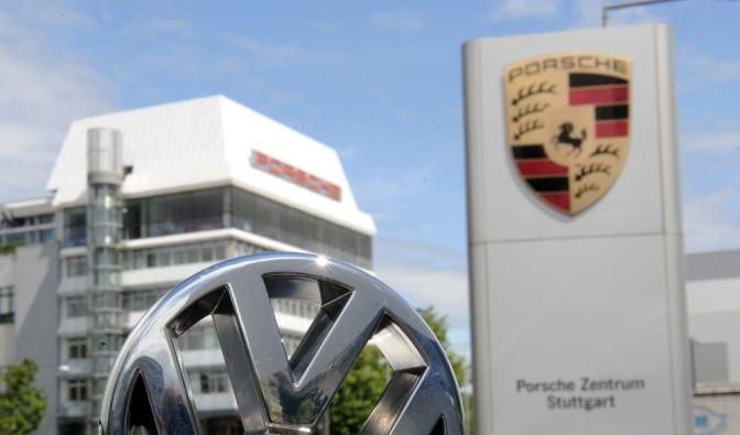 Porsche wird in absehbarer Zeit Teil von VW sein. (Foto)