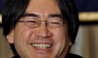 Porträt:Satoru Iwata veränderte die Computerspiele-Branche (Foto)