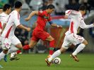 Portugal glänzt beim 7:0 - Nordkorea raus (Foto)