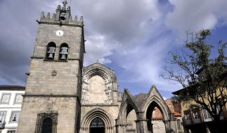 Portugals Wiege: Guimaraes ist Kulturhauptstadt (Foto)