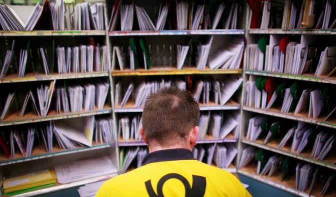 Post muss 516 Millionen Euro Umsatzsteuer nachzahlen (Foto)