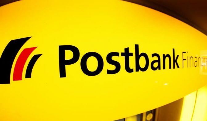 Postbank startet mit Gewinnrückgang (Foto)