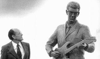 Posthumer Sternenruhm für Buddy Holly (Foto)