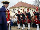 """Potsdamer Verein pflegt die Tradition der """"Riesengarde"""" (Foto)"""