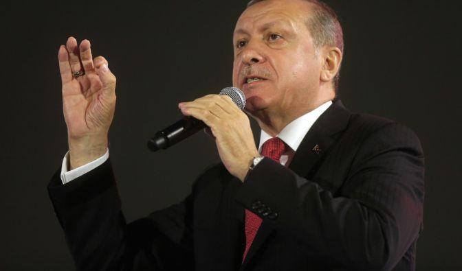 Präsident Erdogan (Foto)
