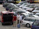Preise vor dem Parken am Flughafen vergleichen (Foto)