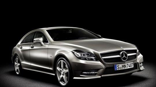 Premiere in Paris: Mercedes zeigt zweite CLS-Generation (Foto)