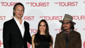 Premiere von «The Tourist» in Berlin (Foto)