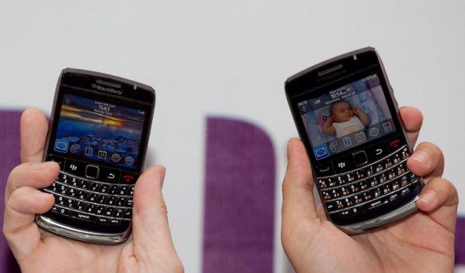 Presse: Blackberry-Hersteller erwägt Spartenverkauf (Foto)