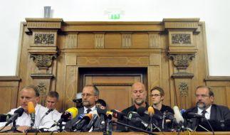 Pressekonferenz zur Katastrophe bei Loveparade in Duisburg (Foto)
