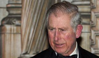Prinz Charles könnte mit seinen rüstigen 68 Jahren endlich König werden. (Foto)