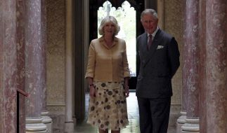 Prinz Charles wirbt in Portugal für Ökologie (Foto)