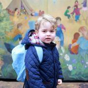 Kate Middleton panisch - Schwebt ihr Sohn wirklich in Gefahr? (Foto)