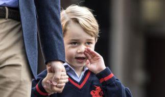 Prinz George hat keine Lust mehr auf Lernen und Hausaufgaben. (Foto)